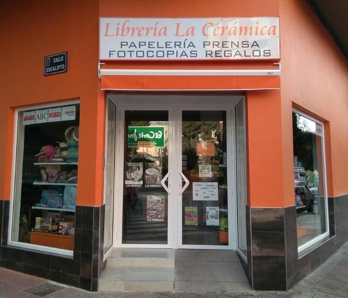LIBRERÍA LA CERÁMICA