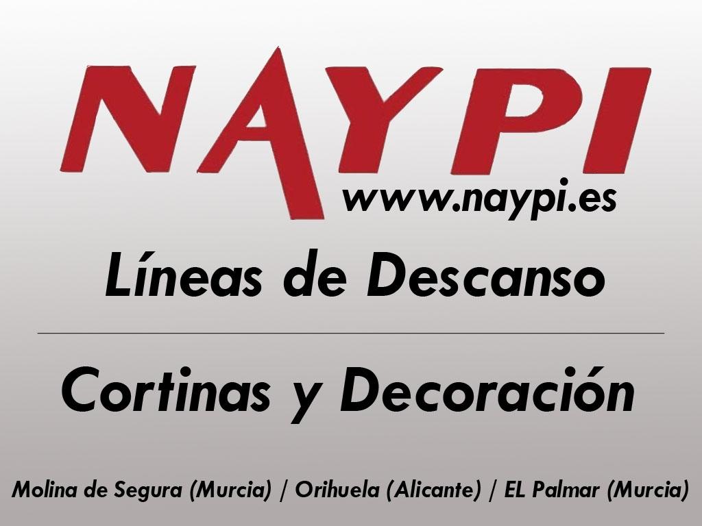 Cortinas y Colchones Naypi