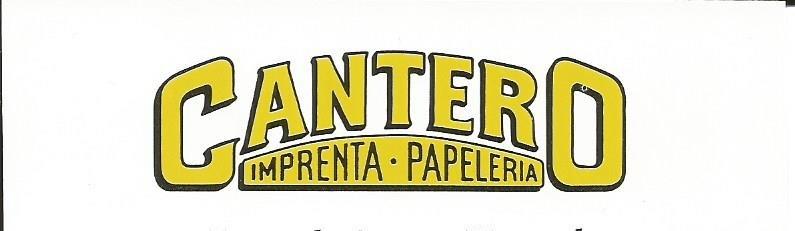 IMPRENTA PAPELERIA CANTERO