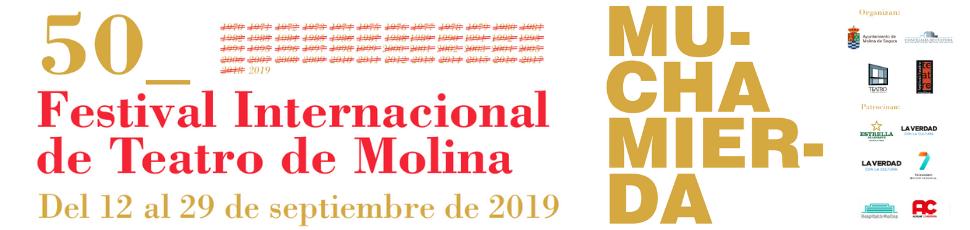 50 Festival de Teatro de Molina de Segura 2019
