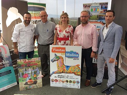 Fiestas Molina de Segura 2019