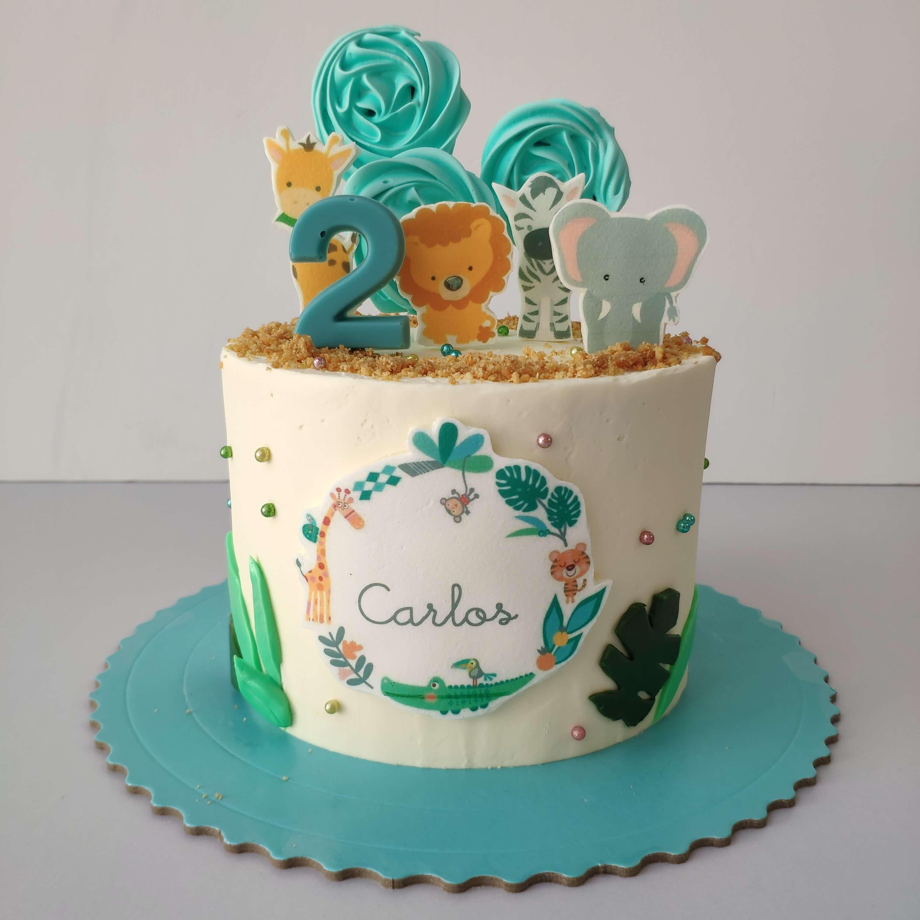 Bee Cakes 3