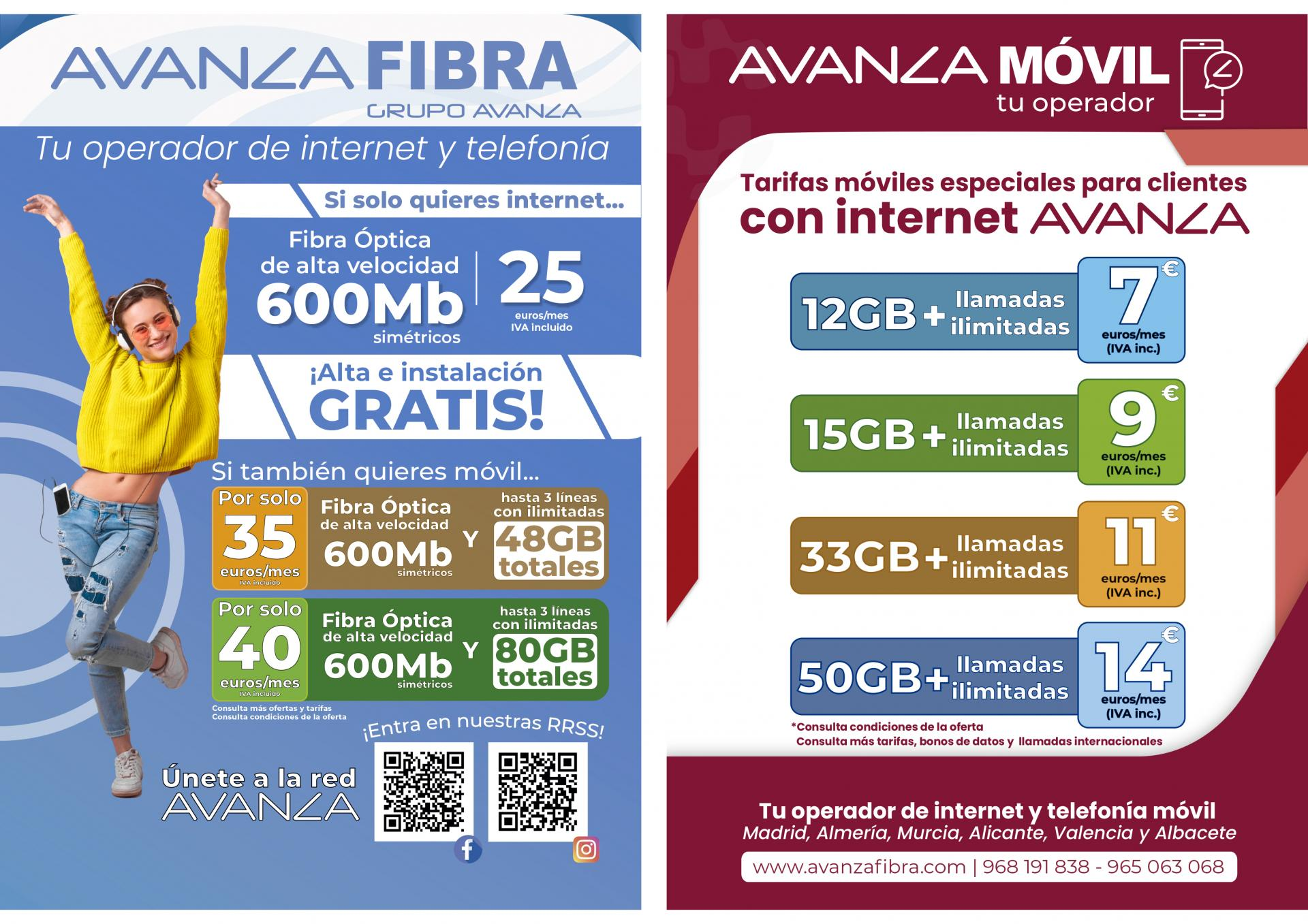 AVANZA FIBRA 3