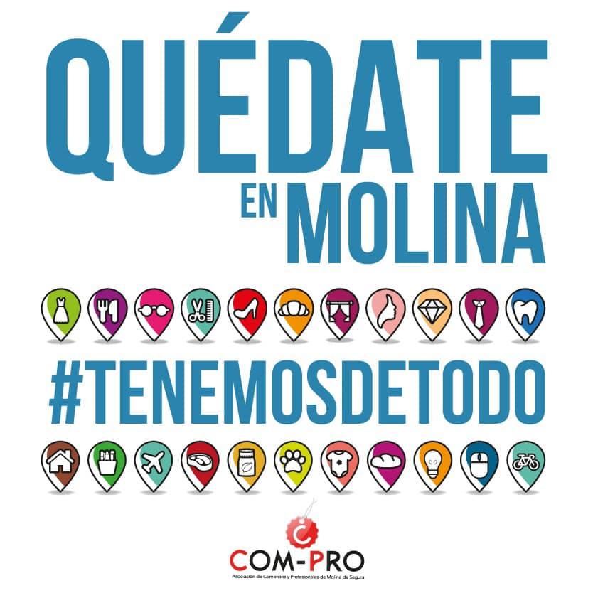 Quédate en Molina, tenemos de todo!!!!