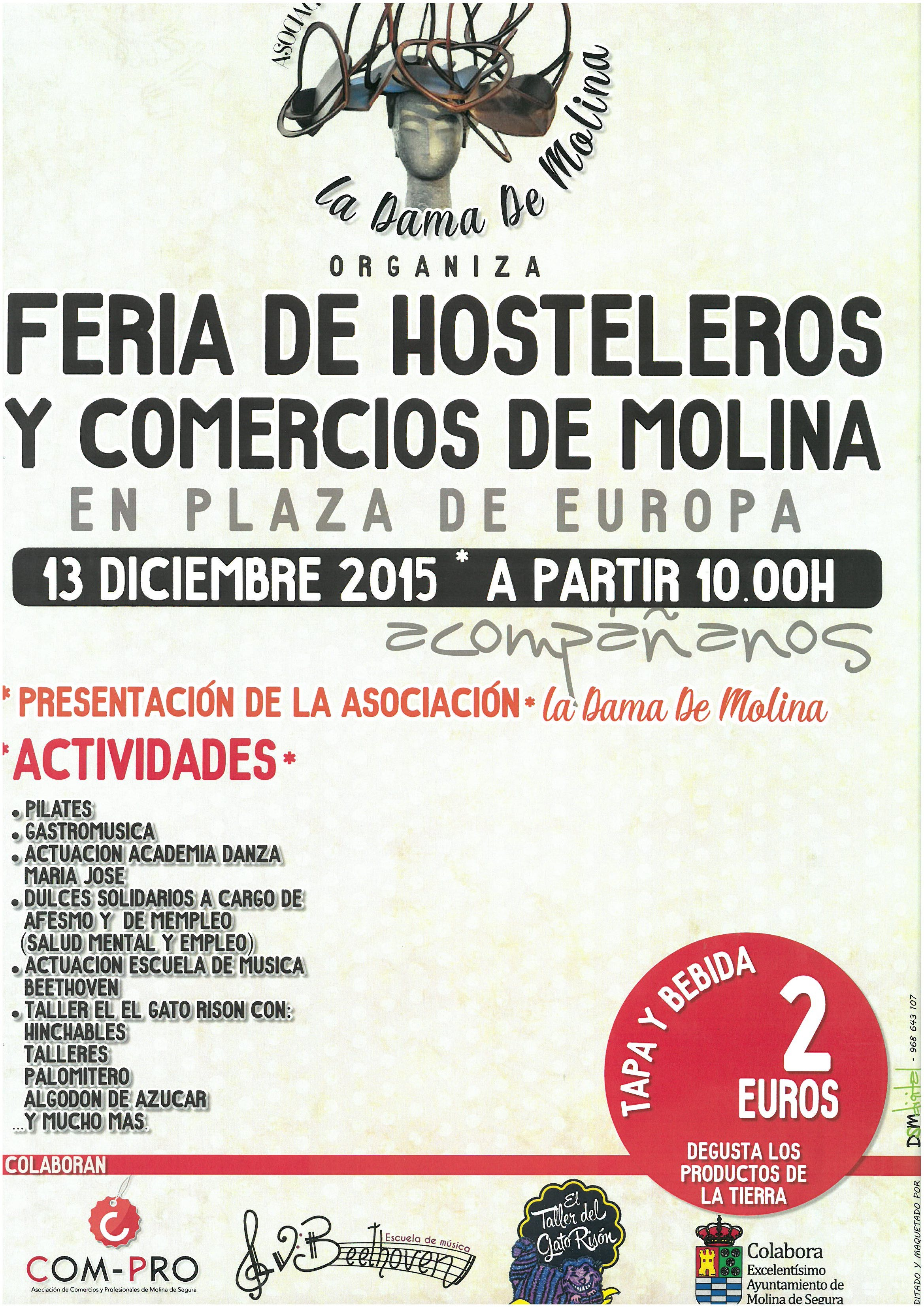 Feria del los hosteleros y comercios
