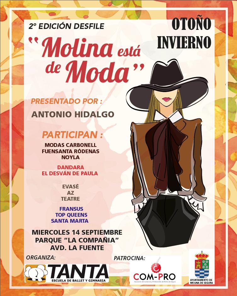 II DESFILE MOLINA ESTA DE MODA