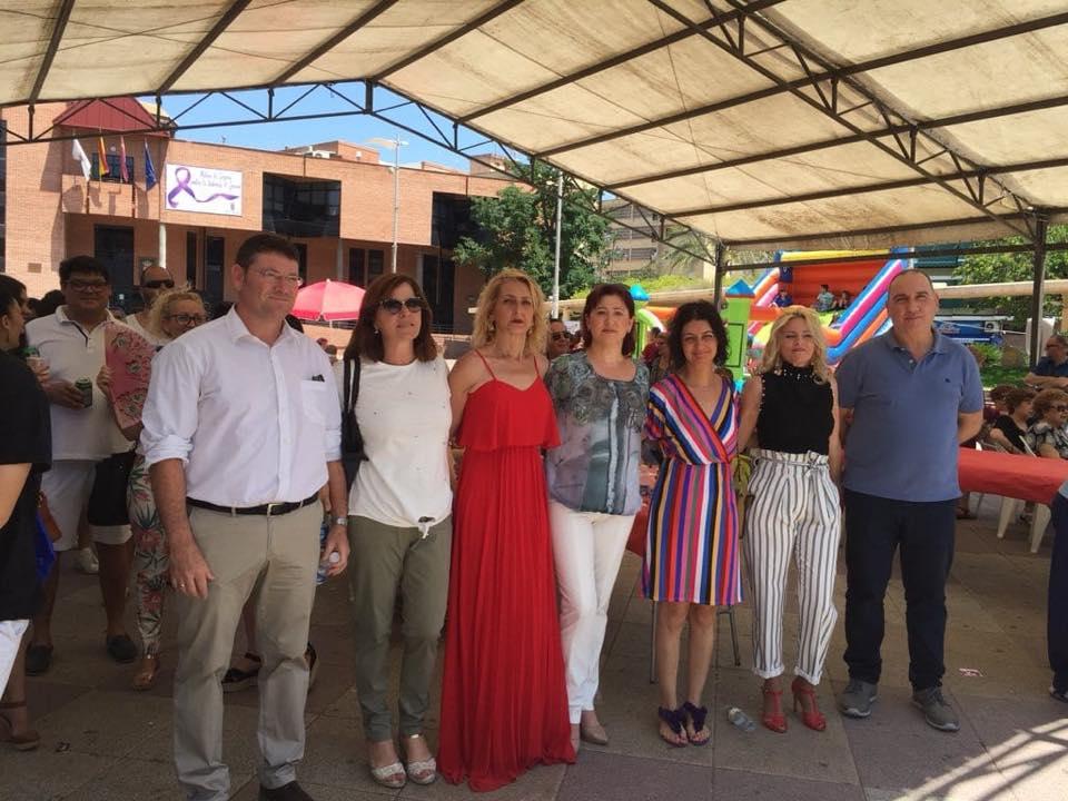 COM-PRO colabora con la asociación Mujeres con Fuerza y Futuro