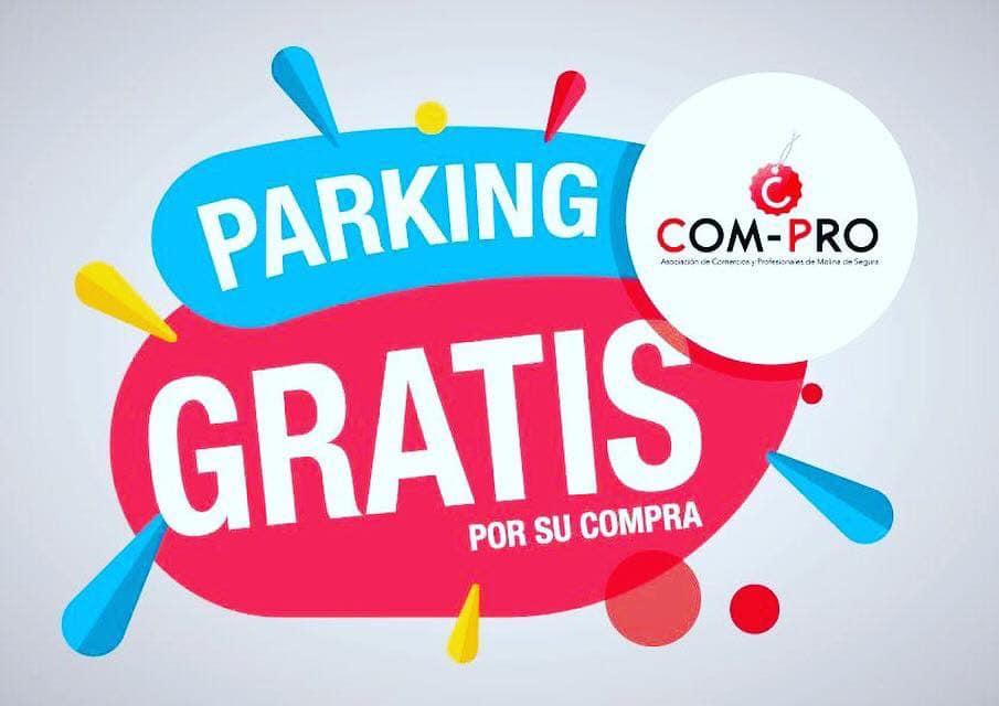 Parking gratuito en Molina