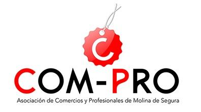 Ubicación comercios asociados a COM-PRO