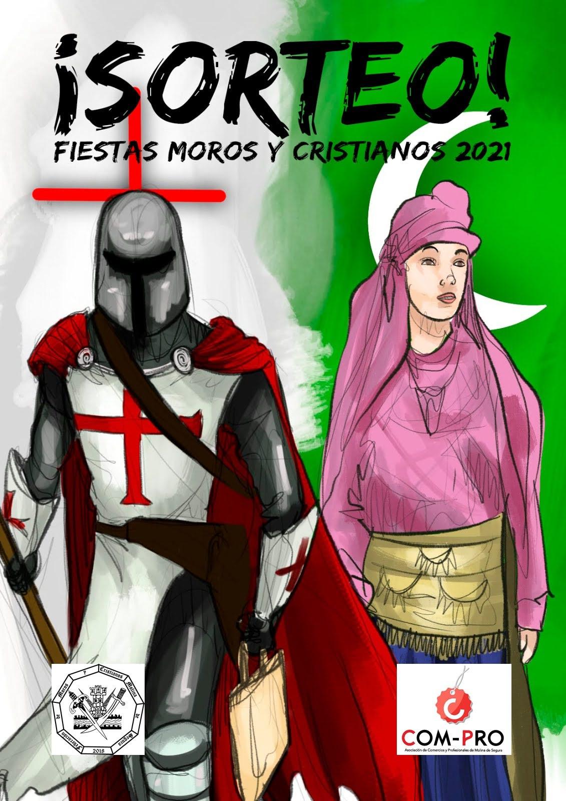 SORTEO MOROS Y CRISTIANOS