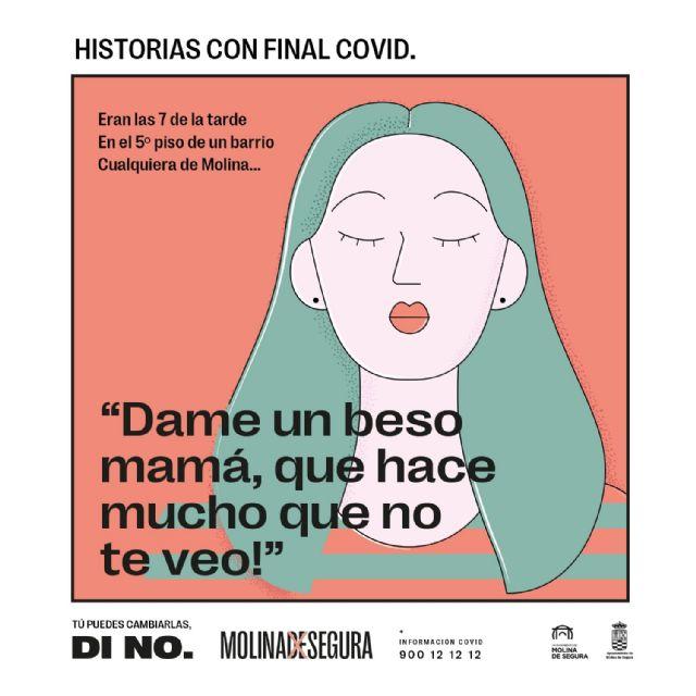 HISTORIAS CON FINAL COVID