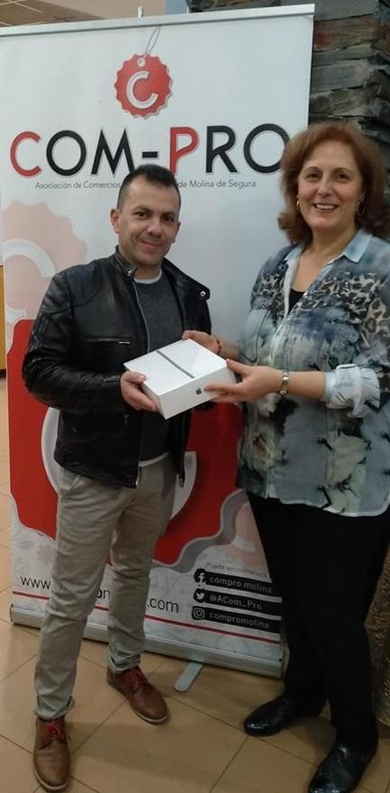 Ganador del II iPad de esta Navidad!!
