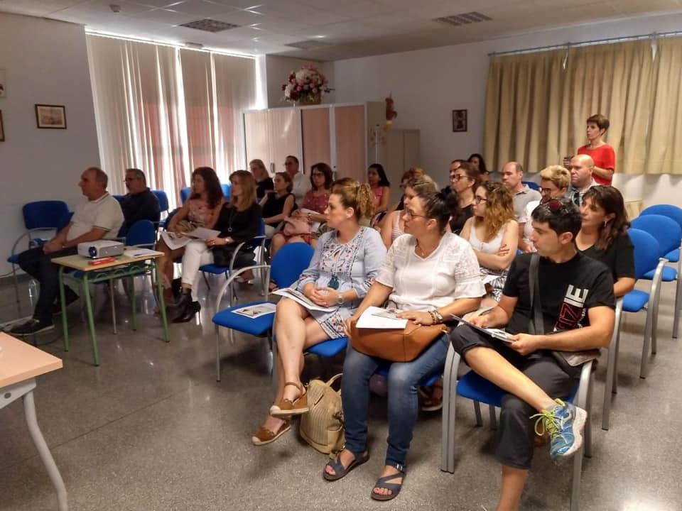Curso de formación para integrantes de COM-PRO