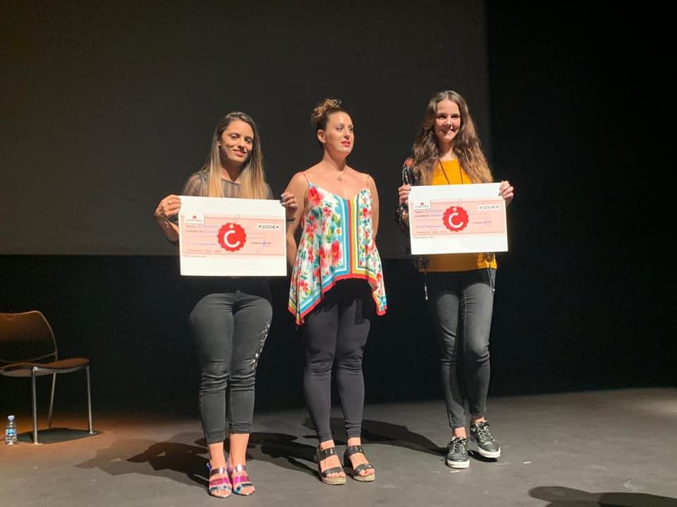 """Entrega premios """"El comercio a escena"""""""