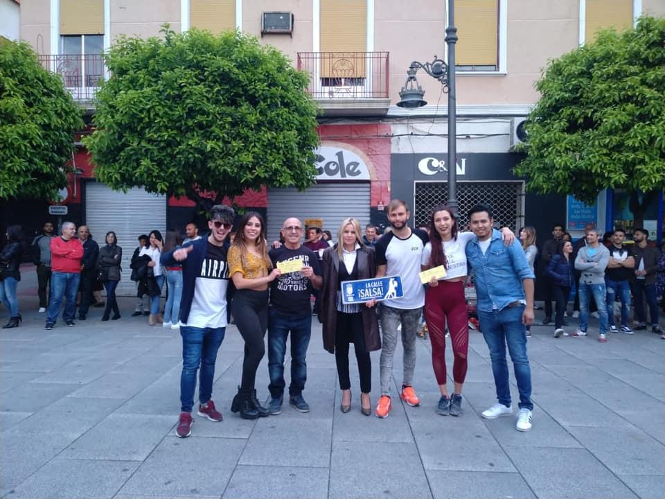 Ganadores de la calle salsa