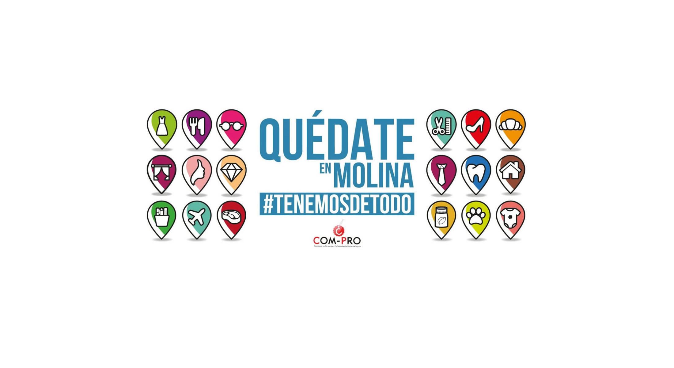 Quédate en Molina, tenemos de todo